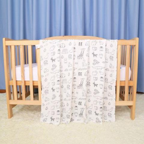 Baby Bamba Bamboo Muslin Blanket